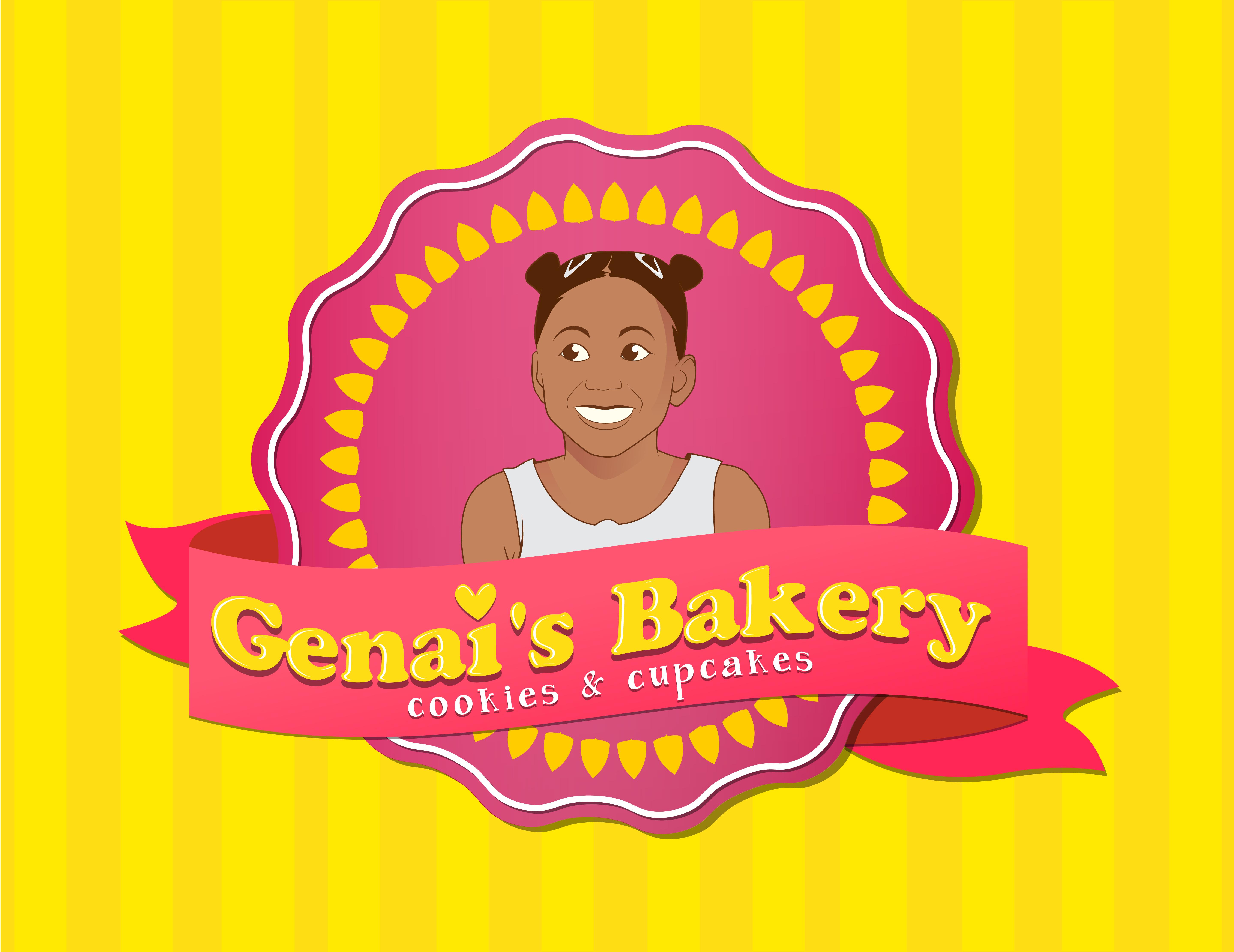 Genais Bakery logo